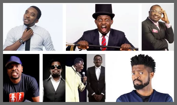 Top Richest Comedians in Nigeria And Their Net worth