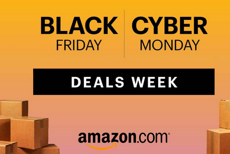 Amazon Black Friday 2020