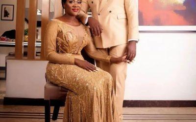 Mercy Johnson & Prince Okojie are Celebrating 10 Years of Love